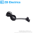 Extension Extension Cords Manufacturer SABS Approval 10A Power Extension Electric Cords With Plug