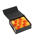 7 6cm Dragon ball z crystal Dragon balls set with box 2016 New Dragon ball z