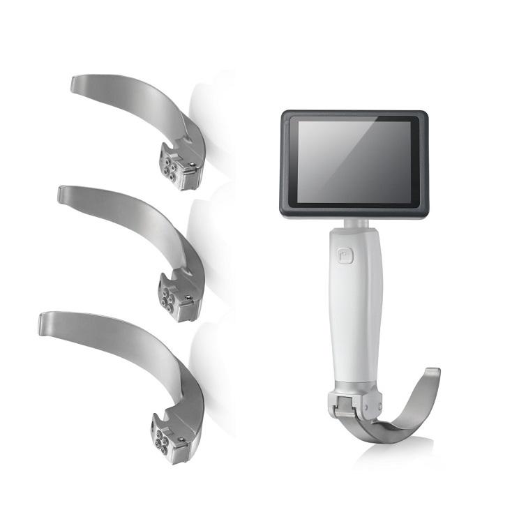 Высокое разрешение, конкурентоспособная цена, одноразовый видеоларингоскоп/Одноразовый видеоларингоскоп для хирургических операций