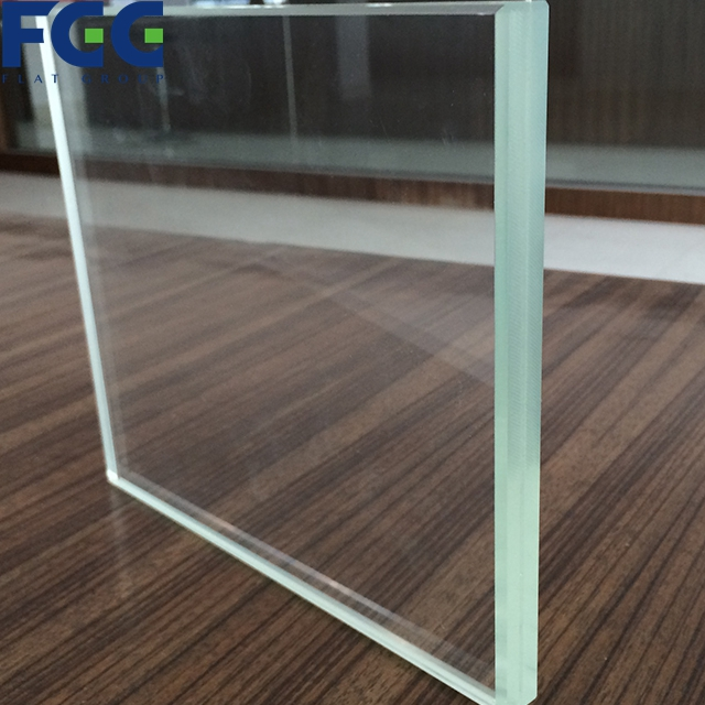 Custom Design Good UV Protection Glass Coffee Dining Table Top Glass