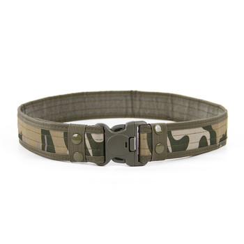 New Design Hot Sale nylon military belt tactical buckle security duty belt High quality