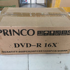 Dvd Blank Media Disc Princo Dvd-r 8x Or 16x Dvd Princo From Manufacture