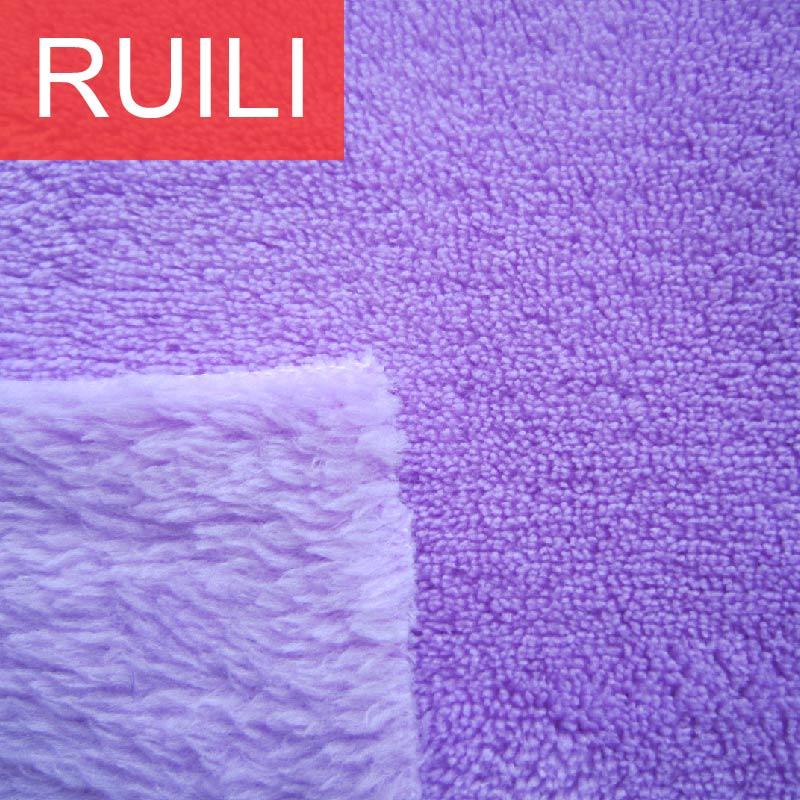 supersoft coral fleece fabric, purple fleece fabric for pajama
