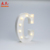 letter C hot sale wedding decorations decorative night wall light table lamp for kids lighting