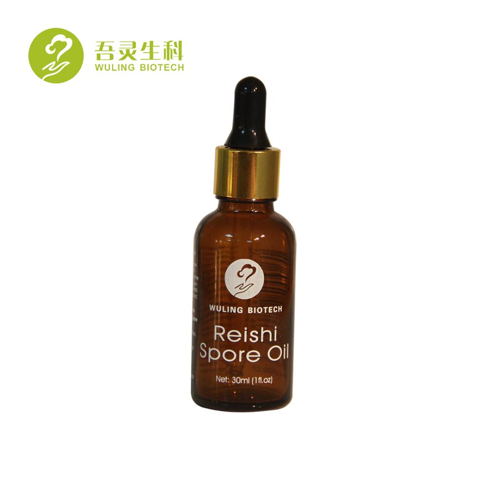 bio herbal oil Natural Herbal Supplement Ganoderma Lucidum Spore Oil for Sale
