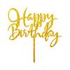 Felice Torta Di Compleanno Topper 2