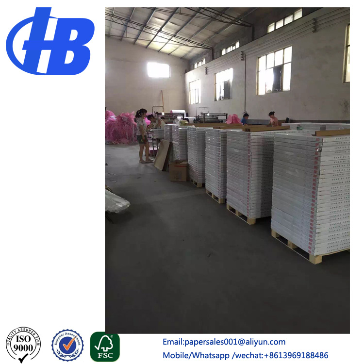 high quality hot sale carbon-free bill paper carbonless computer printer paper
