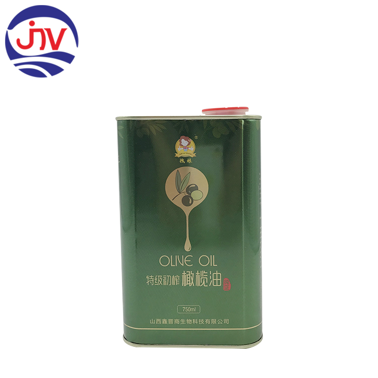 Professional producer olive oil tin cans Edible Oil Tin Cans tin container manufacturer