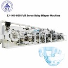 Baby Diaper Machine Production Line Baby Diaper Machine SJ-YNK-600 Fully Automatic Baby Diaper Production Line Full Servo Baby Diaper Machine Price