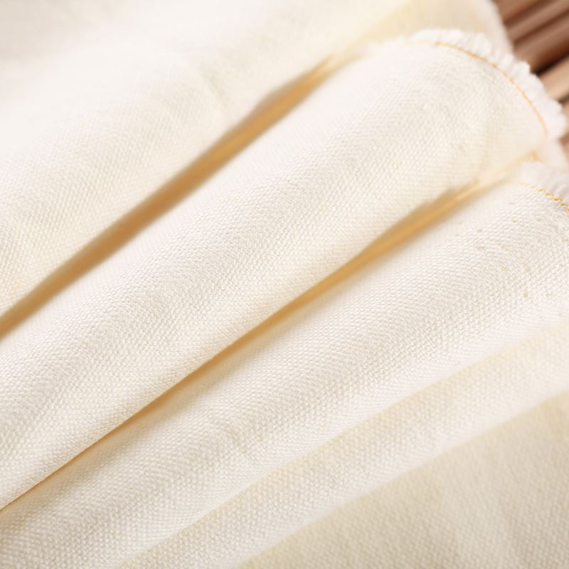 Поставка 100% конопляной летней ткани 16Nmx16Nmx45x32x31x21 для одежды