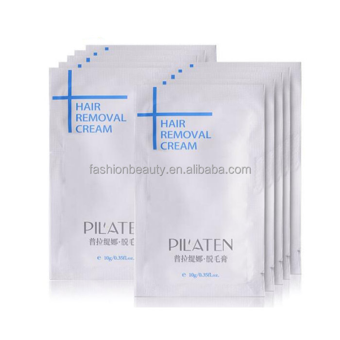 Pilaten 10g Herbal Hair Removal Cream with Portable Package
