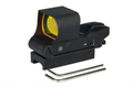 hunting tactical 20mm holographic 4reticles red dot sight scope adjustable brightness aluminum alloy PP2 0057