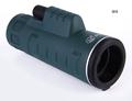 35x50 Vision Adjustable Camping Hiking Hunting Monocular Telescope Hot Monocular Green Film Coated Optical Telescope