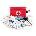 Custom Mini CE ISO Certified First Aid Kit Small Emergency First Aid Kit Bag