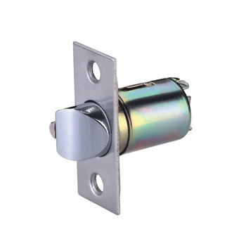 Cylindrical Iron Main Gate Lock Compression Latch For Entrance Door Lock