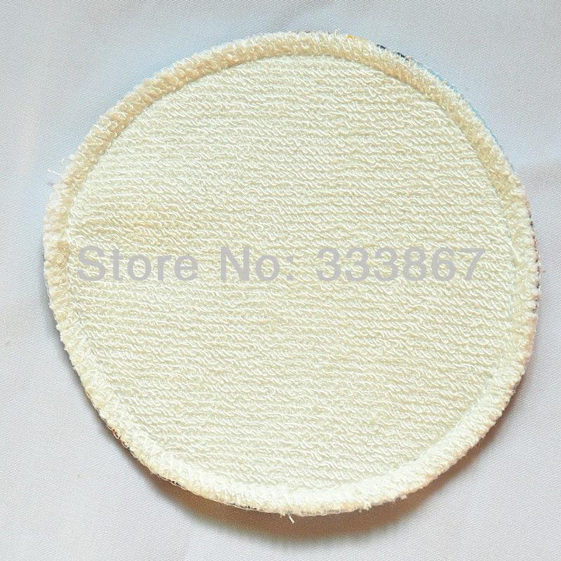 Pengiun бамбук многоразовые моющиеся уход грудное вскармливание колодки пот-абсорбент мягкой микрофибры 3 слоя