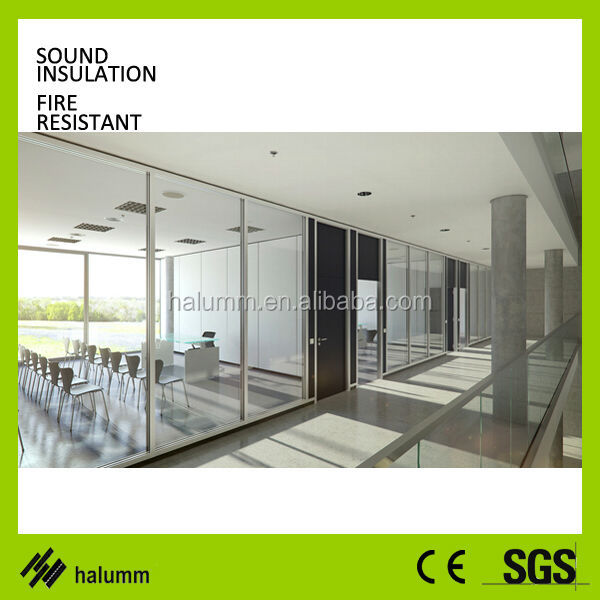 Design Wood Room Partitions Sound Proof Partition Wall