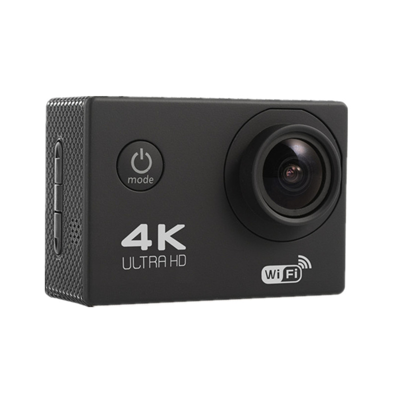 Дайвинг камеры Действий Камеры 4 К F60 Wi-Fi 15fps Sport extreme Шлем мини Камера 30 М Водонепроницаемый go pro водонепроницаемая камера