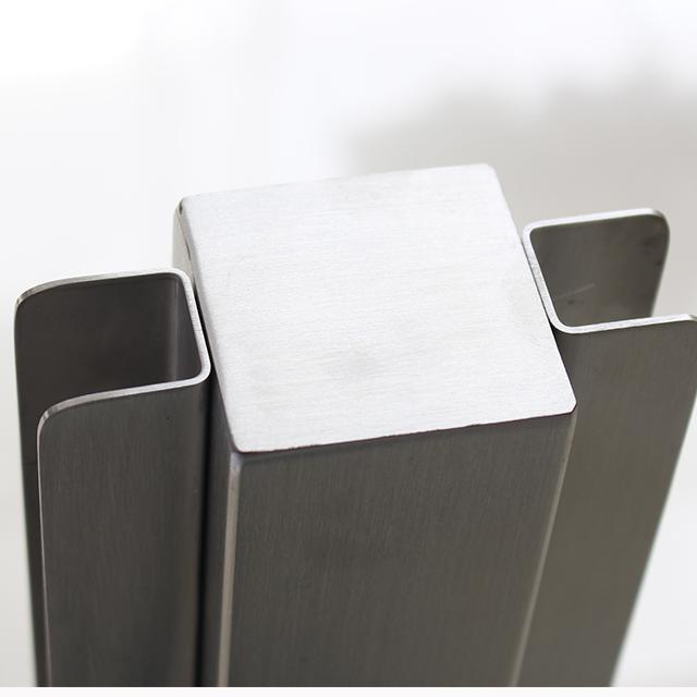 Fsjrs балконные стальные перила, интерьерные перила, садовые перила, металлические перила из нержавеющей стали для внутреннего дворика, внутренние перила для лестницы