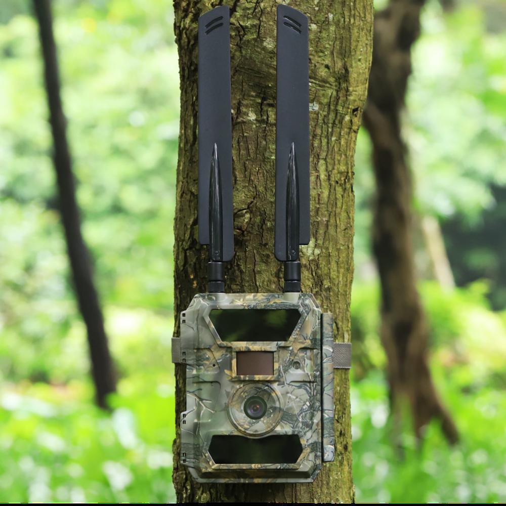 4G LTE wireless motion detection outdoor infrared wildlife surveillance camera
