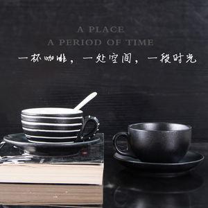 Chinese Custom Modern Glaze Ceramic Tea Cup And Saucer Set