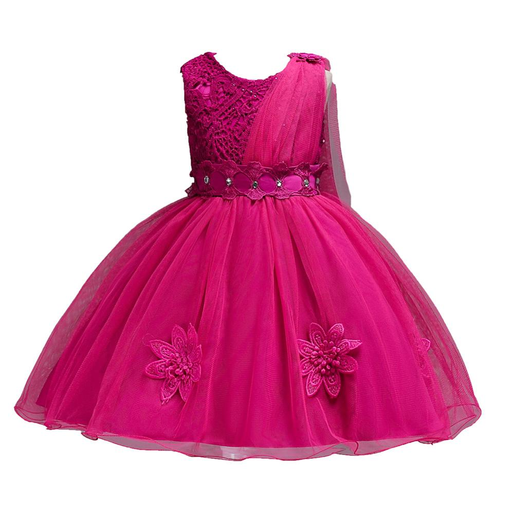 Haobaby,Kids Dress Exclusive Children 20 20 Years Wedding Dress With ...