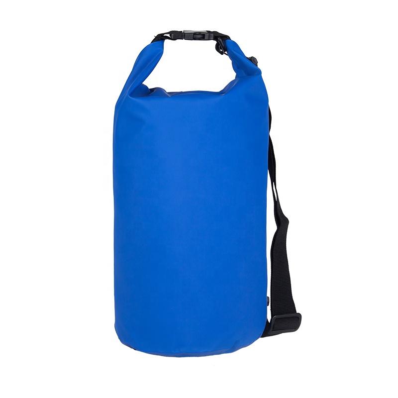 Ультралегкая спортивная сумка 2L-40L, ПВХ Брезентовая сухая Водонепроницаемая уличная сумка на заказ