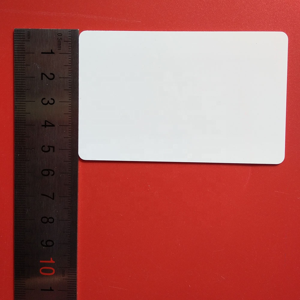 Wholesale Standard CR80 Size Chinese SLE5542 Contact Chip Card
