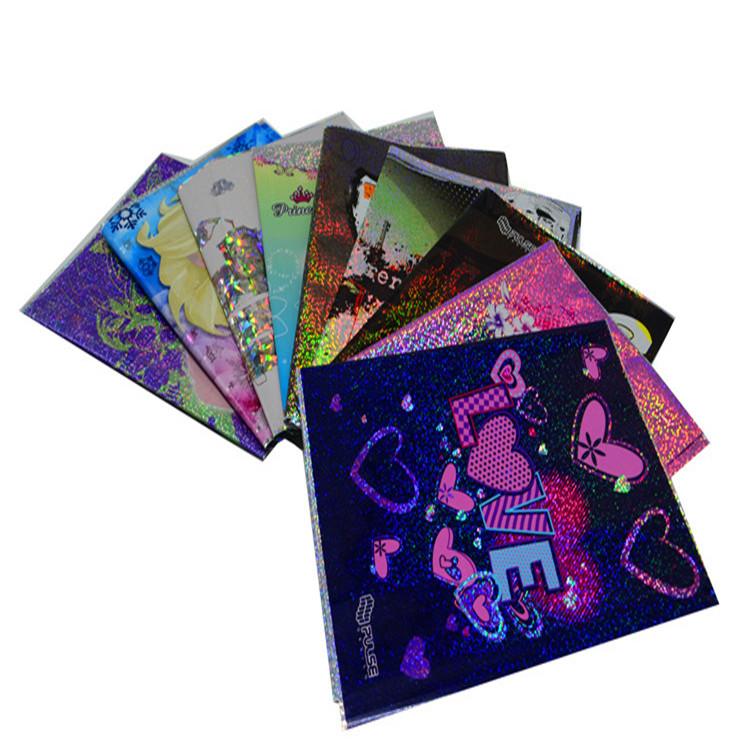 Цветной Чехол-книжка из ПВХ