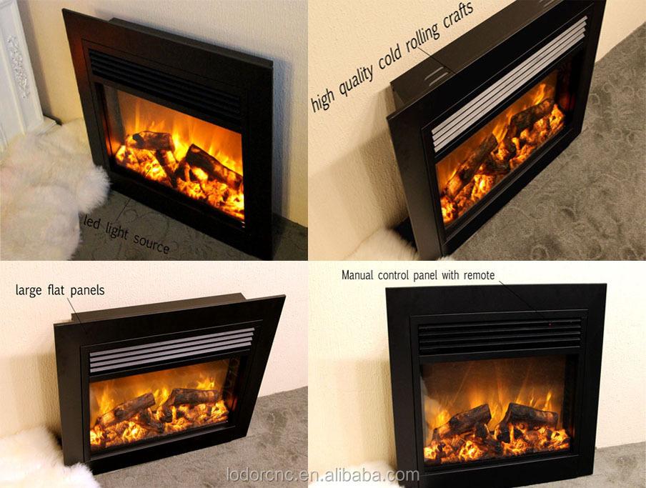 faux flammes d coration d 39 artisanat de qualit insert de. Black Bedroom Furniture Sets. Home Design Ideas