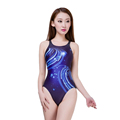 2016 New One Piece Swimsuit Plus Size Swimwear Women Retro Vintage Bathing Suits Padded sexy Backless