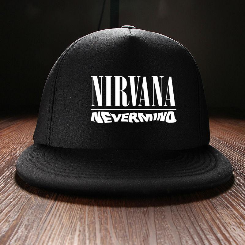 f4d4e3a32c0 Wholesale New 2017 Winter Hip Hop Fashion Nirvana Rock Band Mens ...