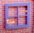 iland miniatures Dollhouse Miniatures 4-Lignht colorful window for Fairies 5 colors option OA010B-1