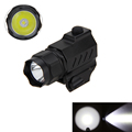 New 1000Lm CREE R5 LED Tactical Flashlight Torch Hunting light Mount Rifle Gun