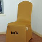 New collection polyester fabric meeting room chair cover