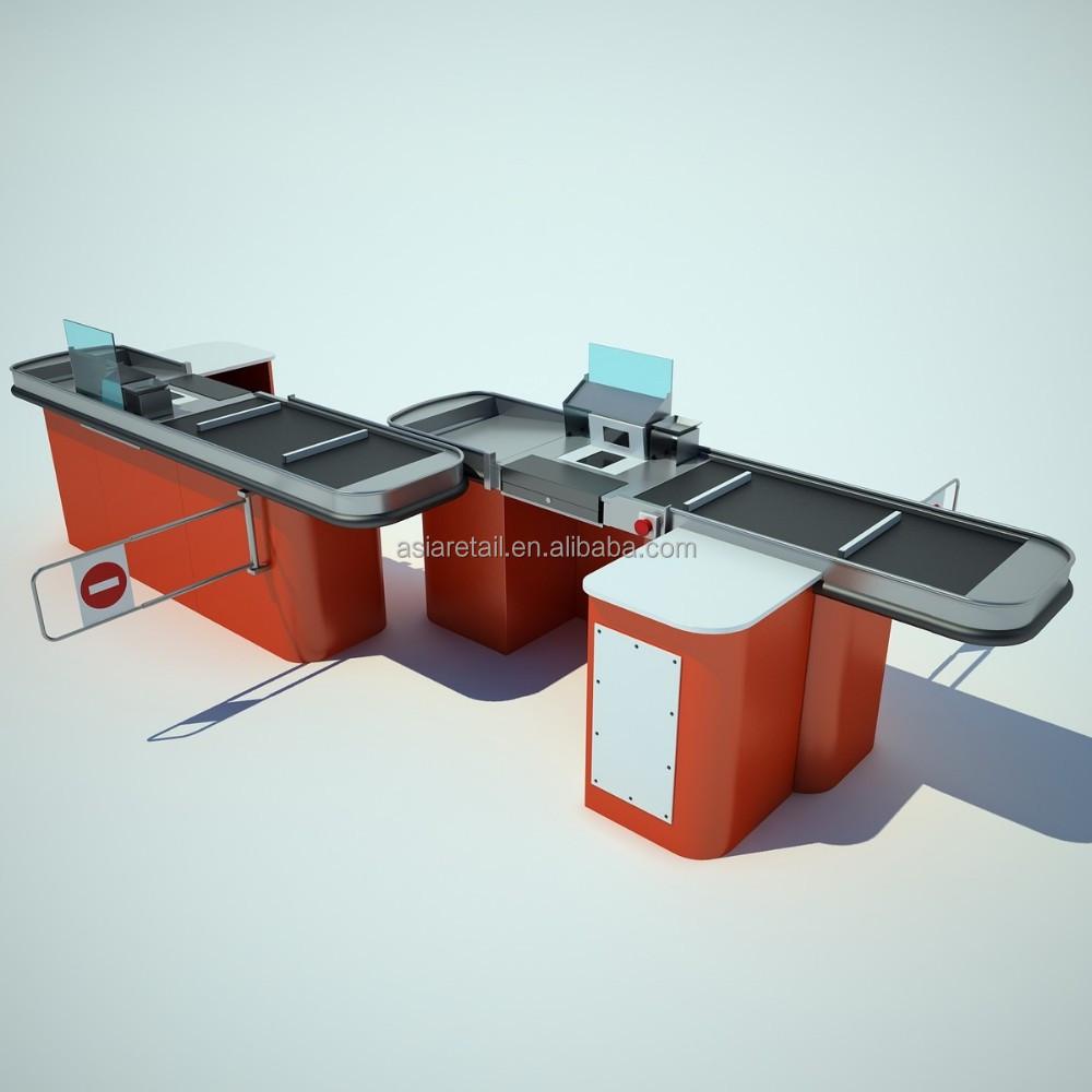 Кассовые конвейеры ленточный транспортер общий вид чертеж