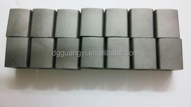 WEDM Tungsten Carbide Conductive Block 12*15*6 for CNC Wire Cut EDM Machine