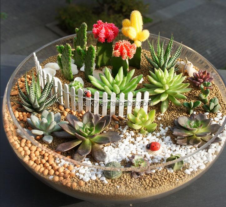 Натуральный песок для горшечных растений