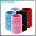 Lengthen Absorb Sports Sweatbands Zipper Wrist Bands Wristbands Yoga Running Fitness Basketball GYM Wrist Support