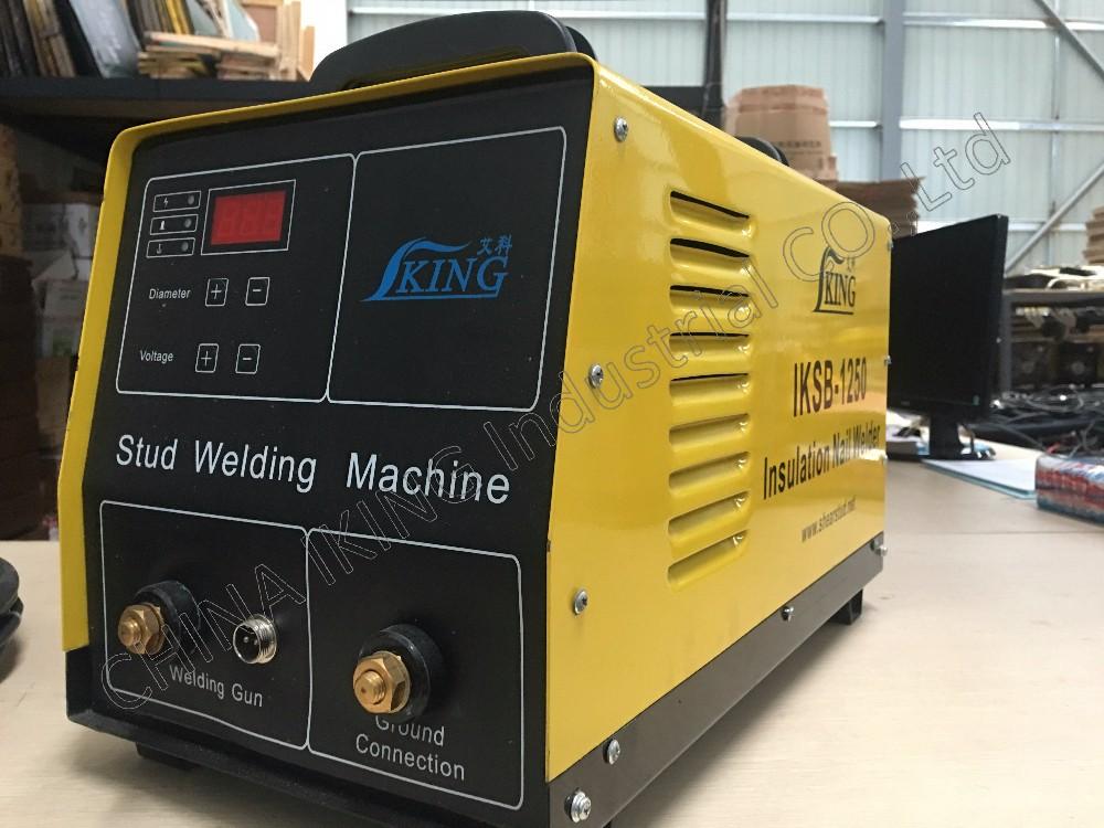 China sales capacitor discharge stud welding machine