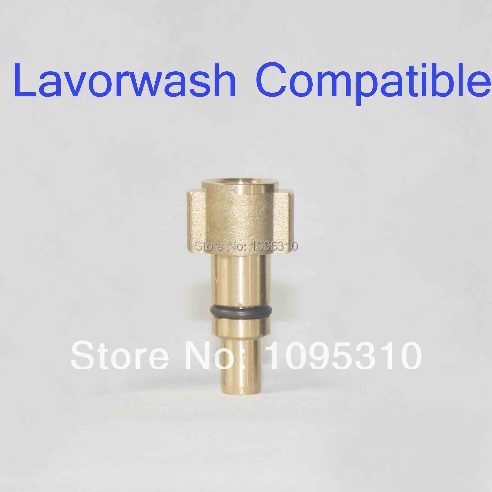 buy lavor lavorwash pressure washer snow foam lance adaptor bayonet from. Black Bedroom Furniture Sets. Home Design Ideas