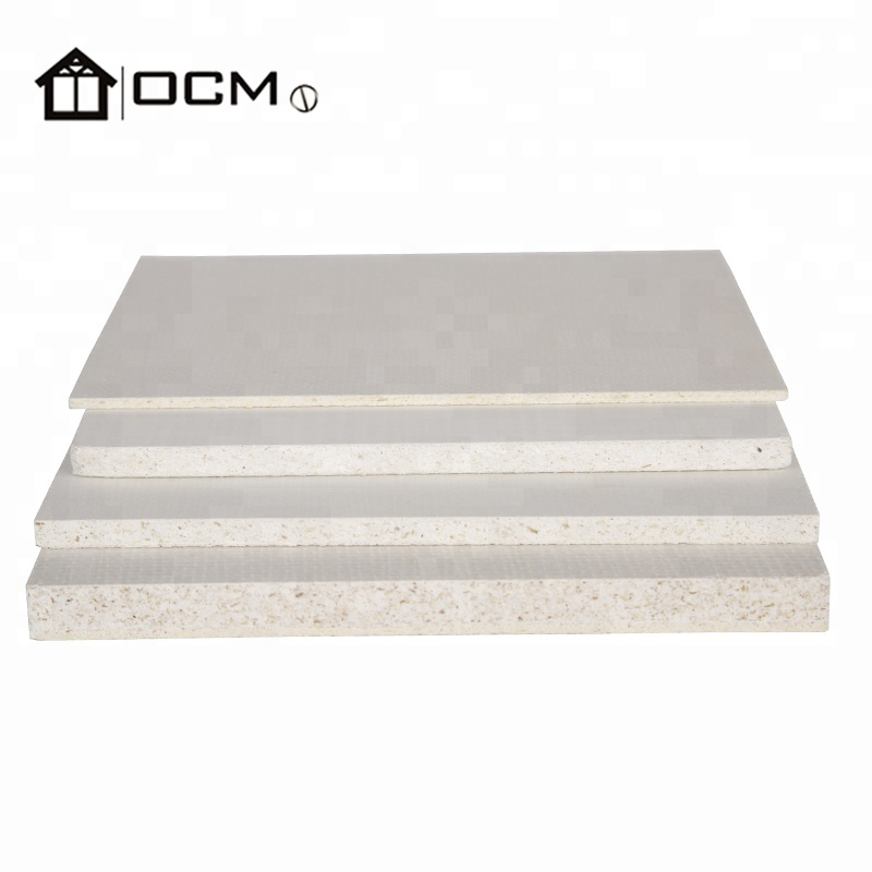 ISO9001 Certificate Magnesium Oxide Sheet Mgso4