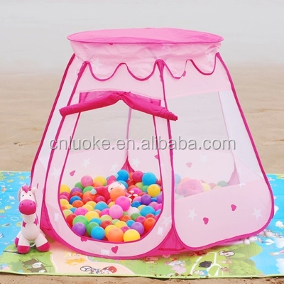 Prince Princess Easy Folding pop Up Child indoor Play Tent House Kids toy Tent