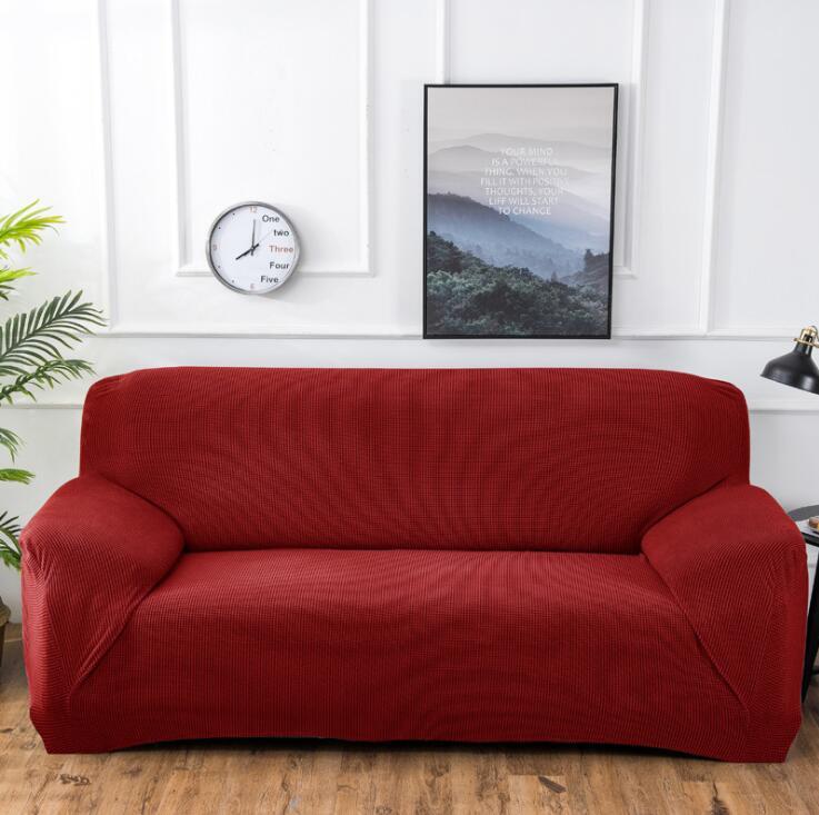 Promotion price sofa cover 3 seater ,sofa cover stretch,sofa cover set