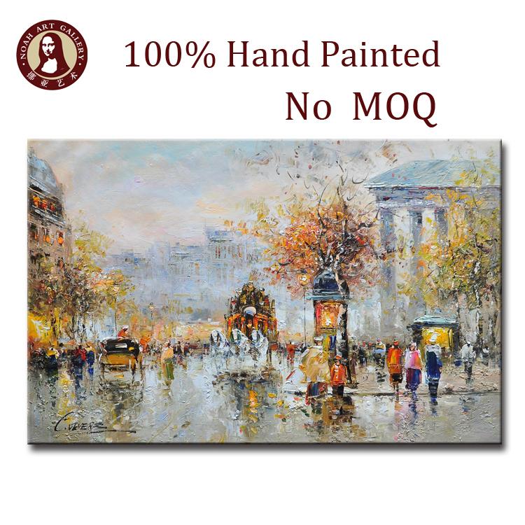 Impressionist Modern Canvas Art Oil Paintings Paris Street Scenes For Wall Decor Buy Oil Paintings Paris Street Scenes Impressionist Paris Street Oil Paintings Modern Painting Product On Alibaba Com