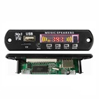 car mp3 player with line in module, audio usb mp3 player circuit board