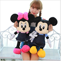 45cm Hot plush Animal Creative Toys Minnie Mickey Mouse 2 colors Plush Dolls Wholesale Children