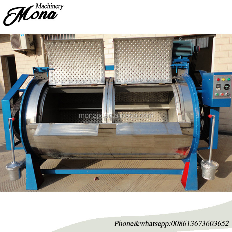 Sheep Wool Industrial Cleaner Sheep Wool Processed Washing Equipment Wool Industrial Washing Machine price