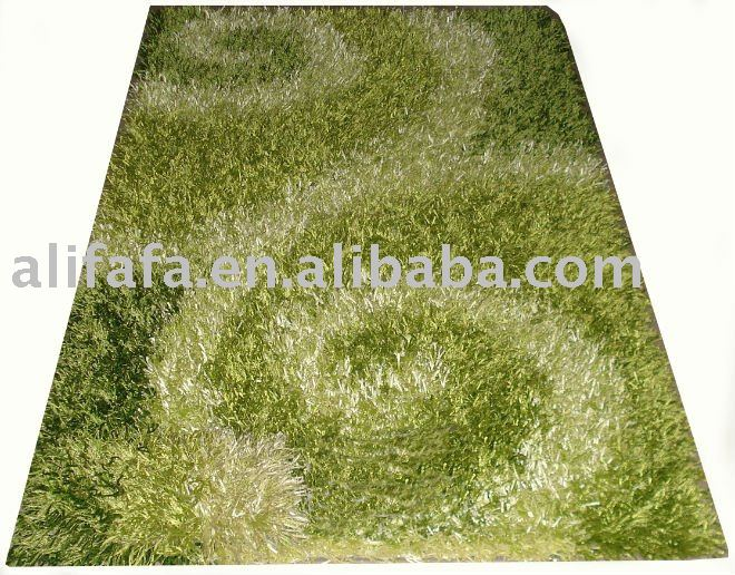 Green Shag Rug With Modern Design For Living Room Buy Shaggy Rug Purple Shaggy Rug Living Room Rug Product On Alibaba Com