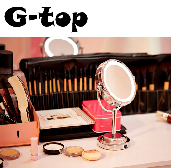 Professional makeup mirror